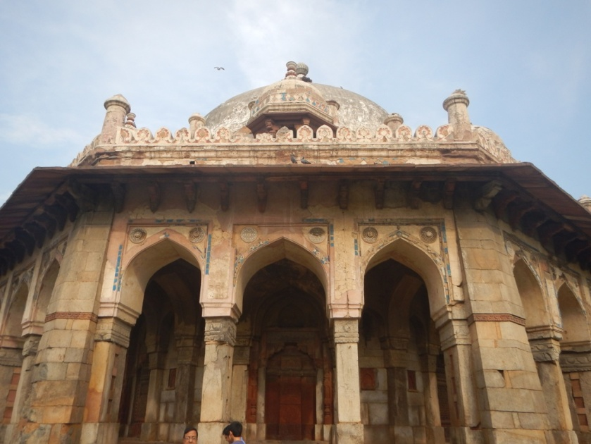 tombe-isa-khan-details-tombeau-humayun-delhi